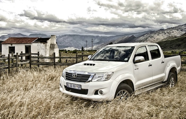 Toyota Hilux Argentina 2014. Picture courtesy of topcar.co.za