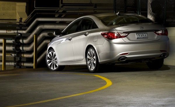 Hyundai Sonata New York 2012