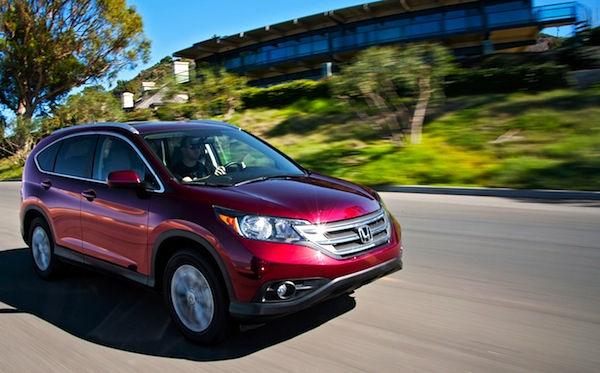 Honda CR-V Vietnam May 2013. Picture courtesy of motortrend.com
