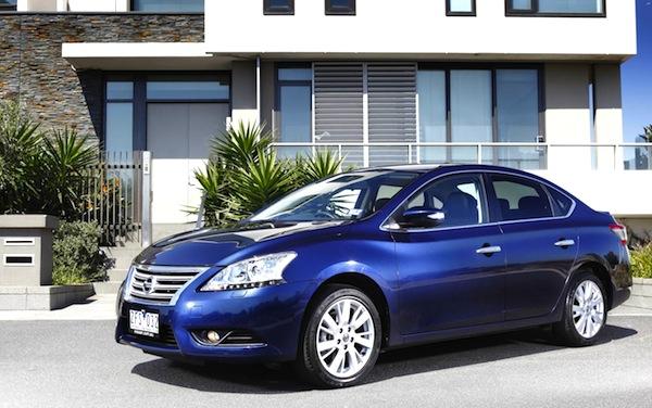Nissan Pulsar Australia June 2013b