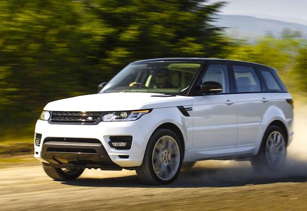 Range Rover Sport World July 2013