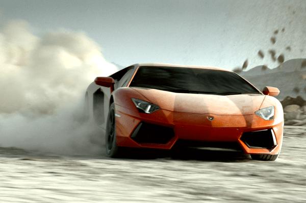 Lamborghini Aventador Saudi Arabia June 2013. Picture courtesy of dexigner.com