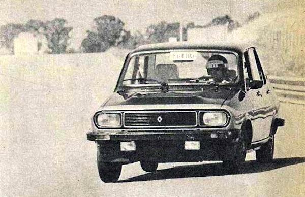 Renault 12 Alpine Argentina. Picture courtesy of testdelayer.com.ar