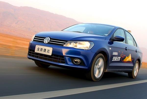 China July 2013: VW Jetta up to #3, Great Wall Haval H6 at #7, Honda Crider above 10,000 sales ...
