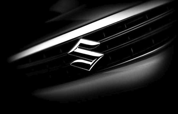 Suzuki logo Indonesia August 2013