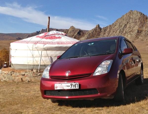 1 Toyota Prius II