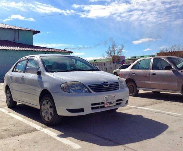 5 Toyota Corolla Mandalgovi