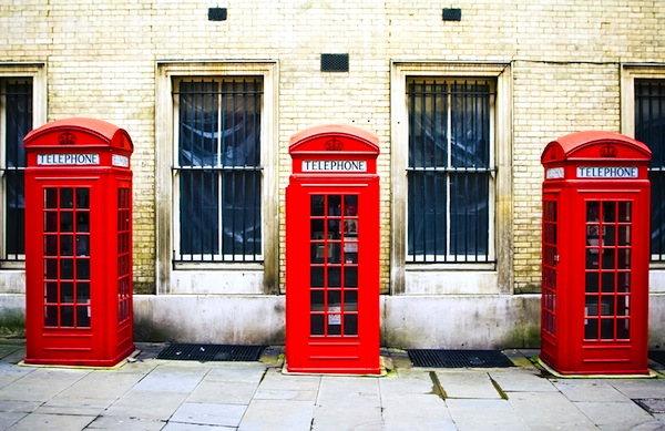 London. Picture courtesy of statravel.com