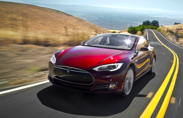Tesla Model S Norway September 2013. Picture courtesy of motortrend.com