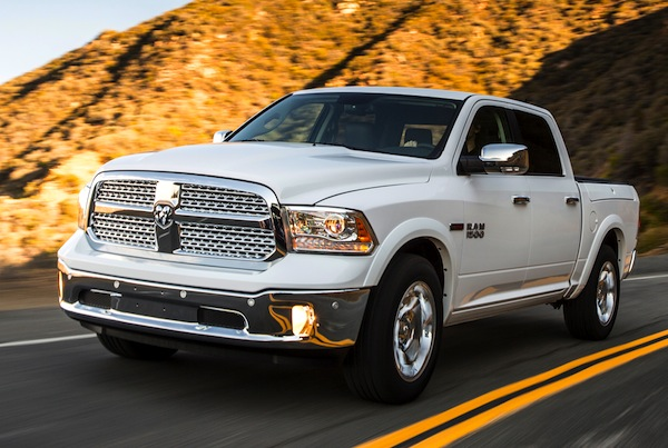 RAM 1500 USA August 2014. Picture courtesy of motortrend.com