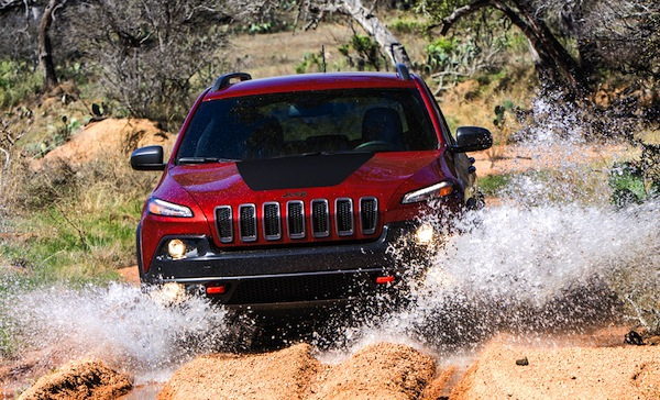 Jeep Cherokee USA December 2013. Picture courtesy of motortrend.com