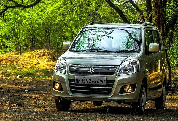 Suzuki Wagon R Pakistan May 2014. Picture courtesy of gaadi.com