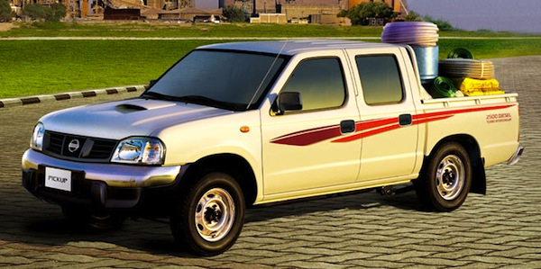 Nissan D22 Pick-up Kuwait January 2014
