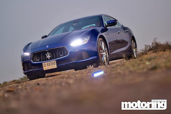 Maserati Ghibli UAE 2014