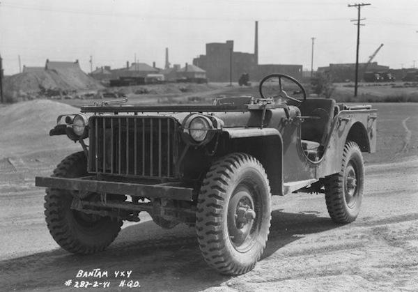 1940 Bantam Jeep BRC40