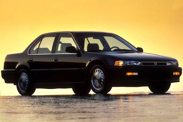 Honda Accord USA 1990
