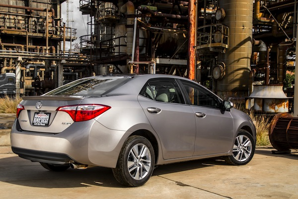 Usa 7 months 2014 discover the top 270 models best for Toyota motor company usa