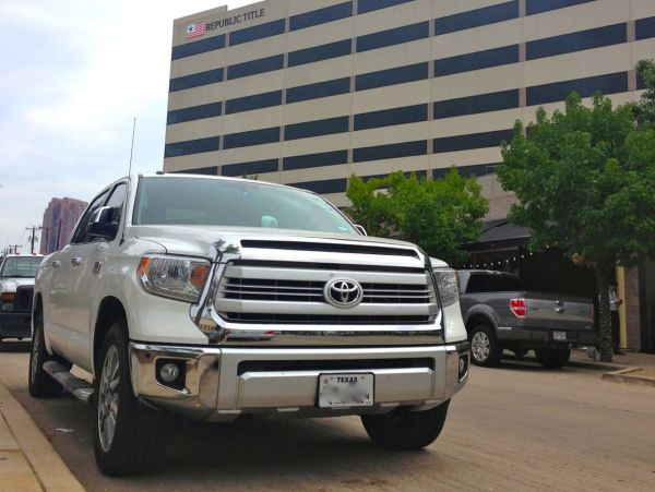 3. Toyota Tundra Dallas