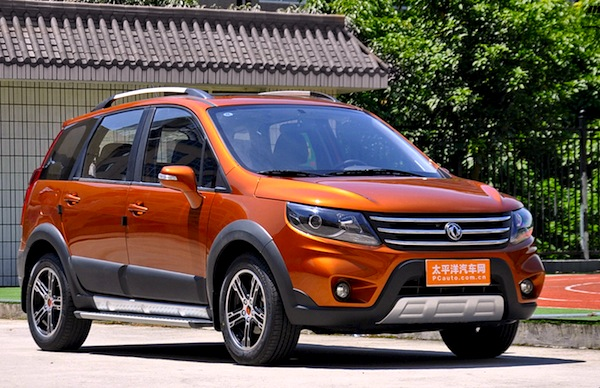 Dongfeng Joyear China September 2014. Picture courtesy of dyfdgs.com