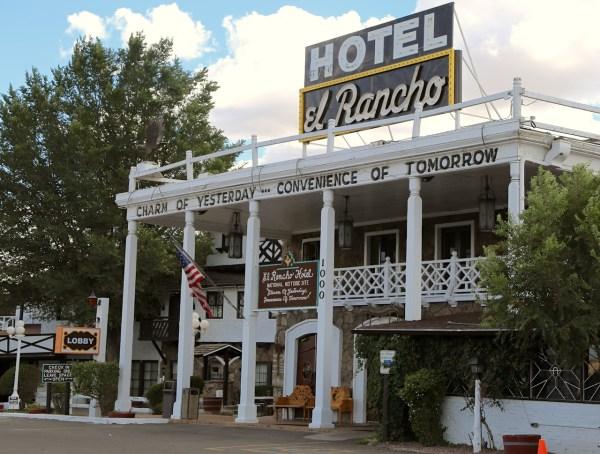 39. El Rancho Gallup NM