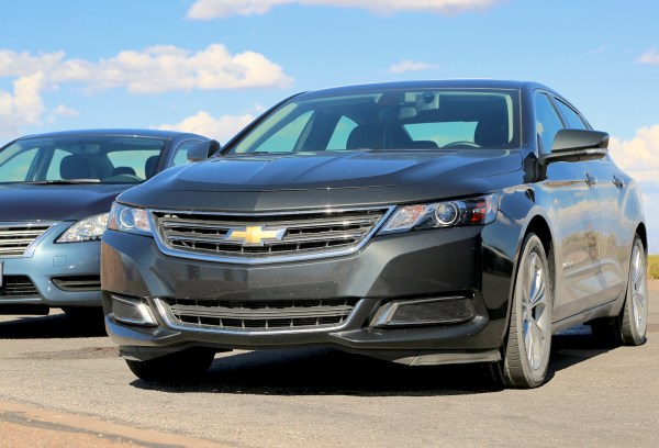 5. Chevrolet Impala Coffin Peak