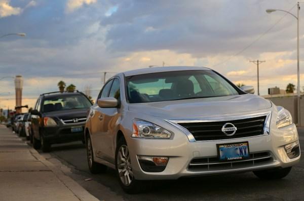 5. Nissan Altima Las Vegas