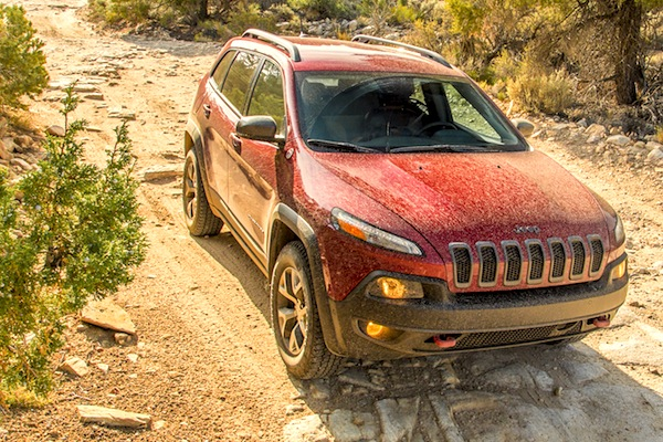 Jeep Cherokee USA 2015. Picture courtesy of motortrend.com