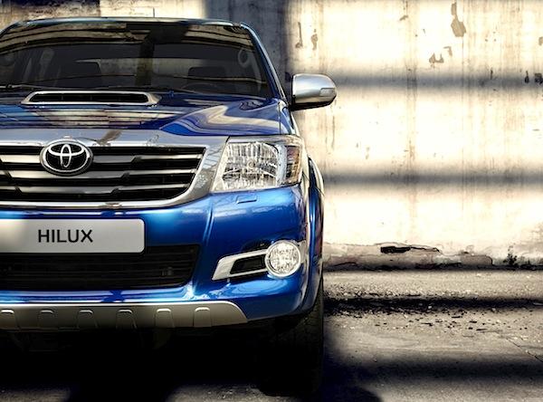 2014 Toyota Hilux Invincible
