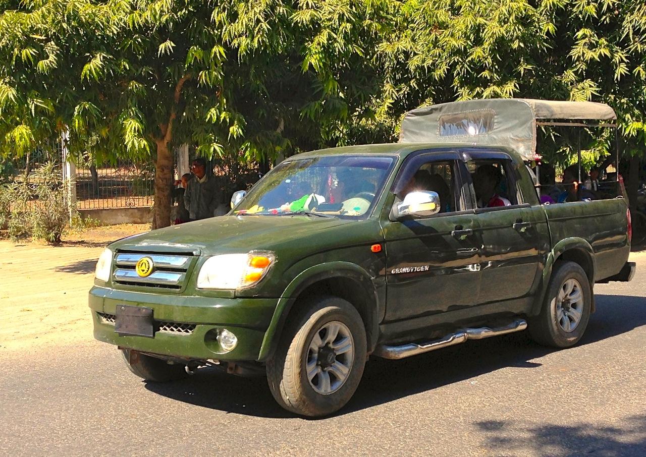 Image result for grand tiger police car kenya