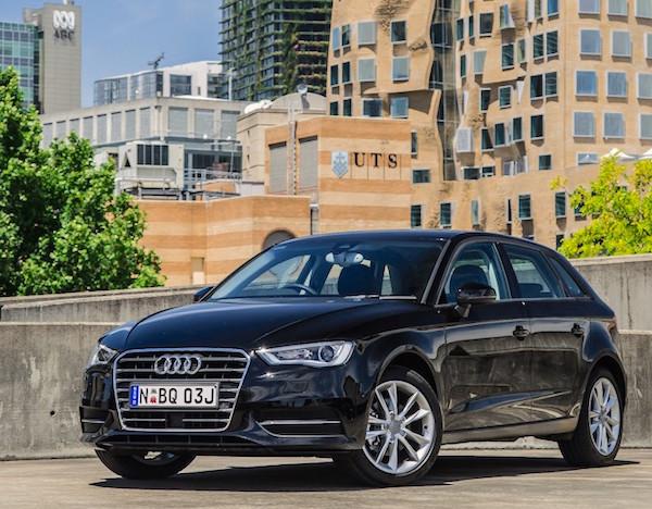 Audi A3 Australia 2014. Picture courtesy caradvice.com.au