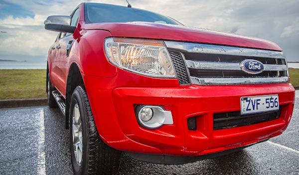 Ford Ranger Tasmania 2014. Picture courtesy caradvice.com.au