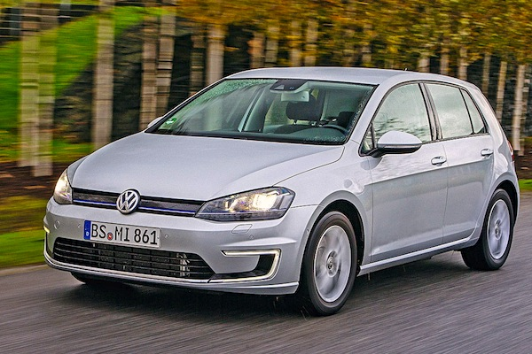 VW Golf Cyprus October 2015. Picture courtesy of autobild.de