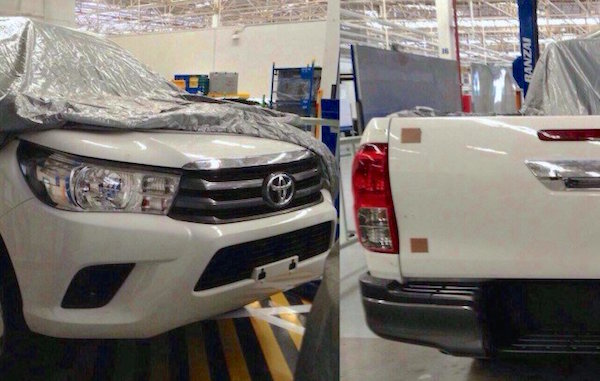 Toyota Hilux 2016. Picture courtesy caradvice.com.au