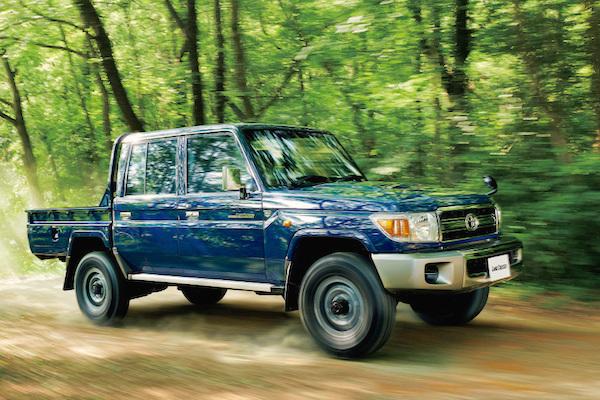Toyota Land Cruiser Uganda 2014