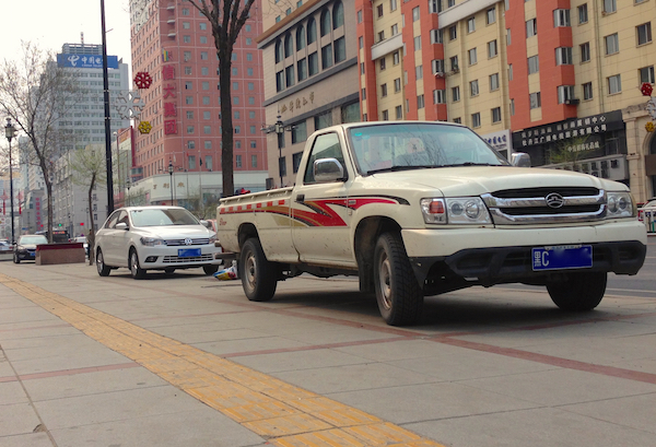 5. Great Wall Steed VW Jetta Mudanjiang