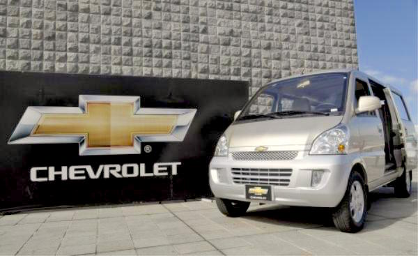 Chevrolet N300 Angola 2015