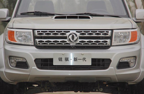 Dongfeng Rich 2015. Picture courtesy chinaautoweb.com