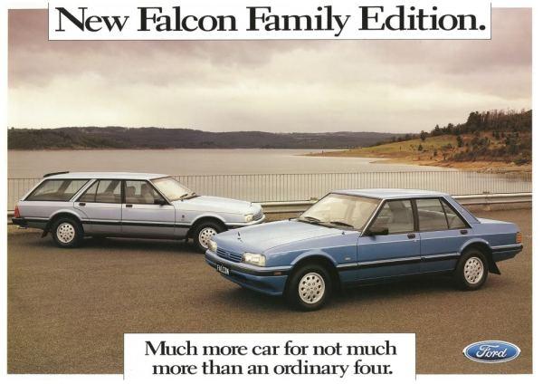 Ford Falcon Australia 1985