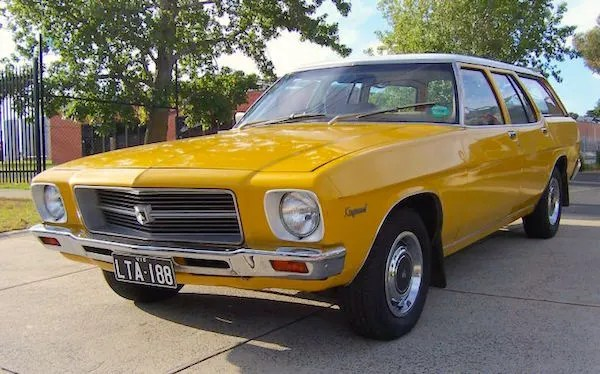 Holden Kingswood New Zealand 1973. Picture courtesy oldholden.com