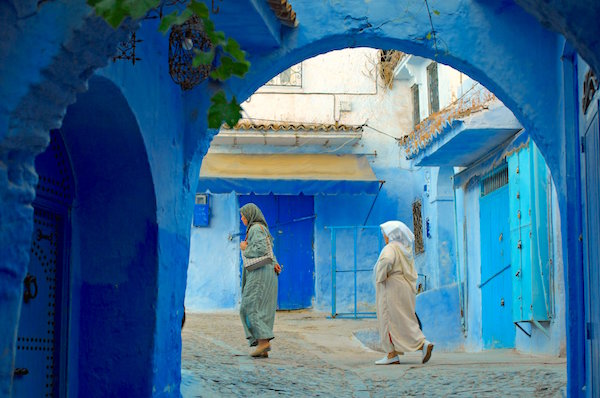 Morocco. Picture courtesy thedailybeast.com