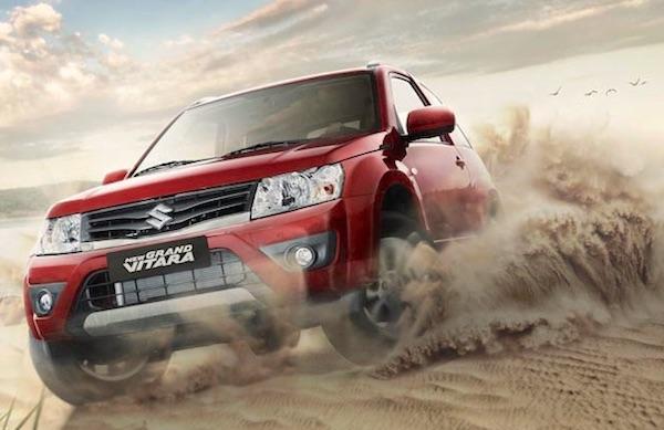 Suzuki Grand Vitara Bolivia 2014