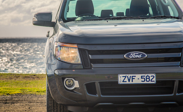 Ford Ranger Australia May 2015. Picture courtesy caradvice.com.au