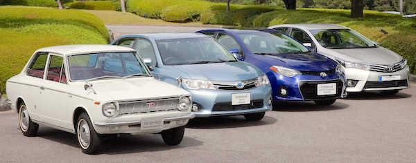 Toyota Corolla World 2014 GenI-XI