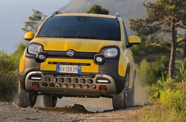 Fiat Panda Italy 2015
