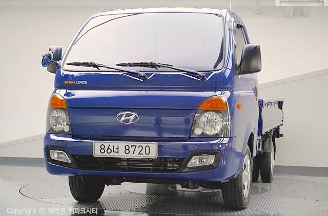Hyundai Porter South Korea June 2014. Picture courtesy jc-dream.co.kr
