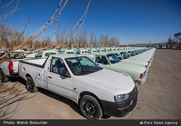 ظرفیت بار وانت آریسان ChangAn - Page 8 - Best Selling Cars Blog