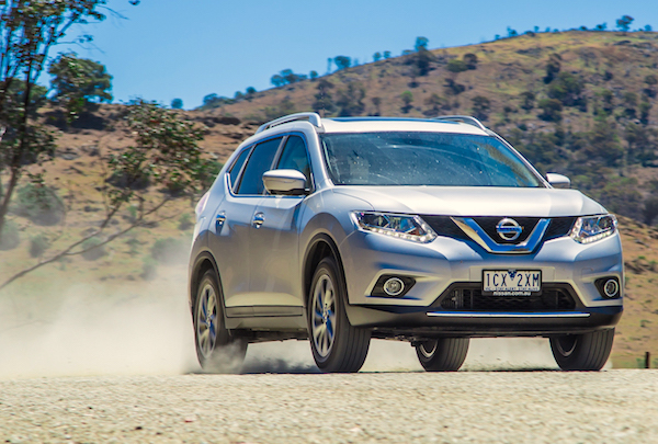 Nissan X-Trail Australia June 2015. Picture courtesy caradvice.com.au