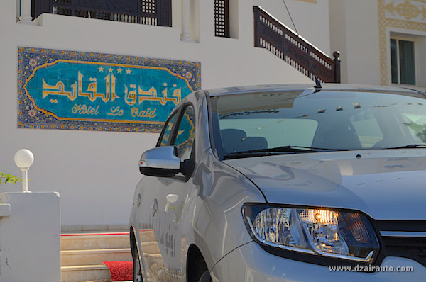 Renault Symbol Algeria June 2015. Picture courtesy dzairauto.com