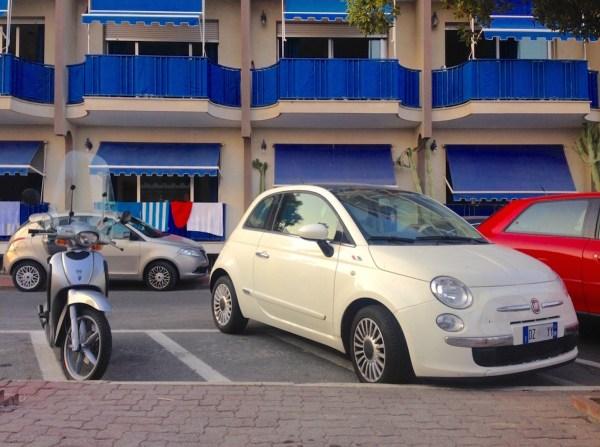 1. Fiat 500