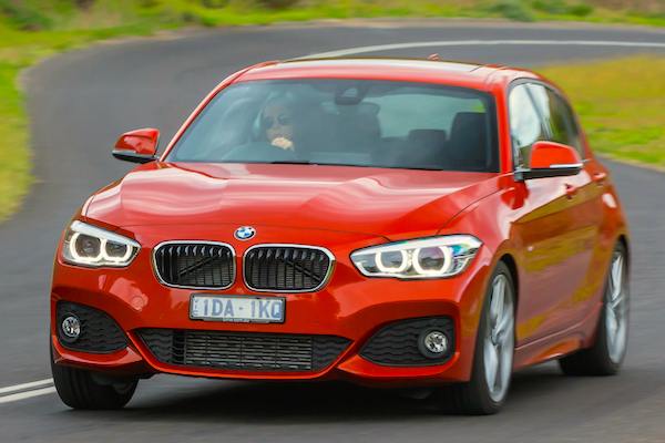 BMW 1 Series Portugal July 2015